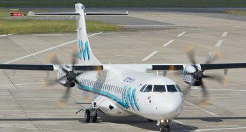 Aeromar presenta nueva flota de aviones