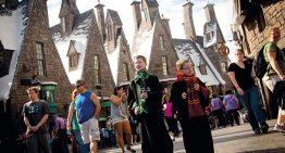 El mundo mágico de Harry Potter en  Universal Orlando