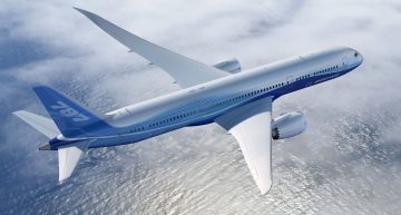 Juneyao Airlines encarga 10 aviones 787-9 a Boeing