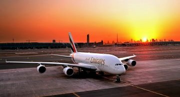 Emirate , Luxair y Aegean entre las mejores aerolíneas