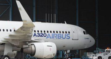 Cada siete horas un A320 despega de la línea de montaje de Airbus