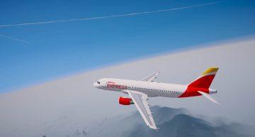 Iberia Express alcanza los 18 millones de pasajeros