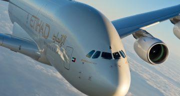 El gigante de los cielos es el Airbus A380