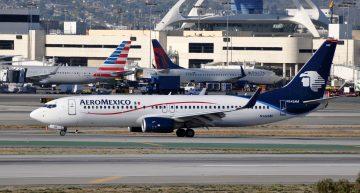 Aeroméxico busca agilizar los tiempos de ingreso en USA
