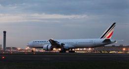 Un choque en el aeropuerto de Cancún daña un 777 de Air France