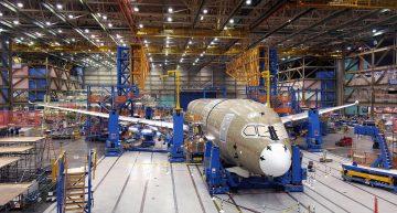 Boeing continúa con los recortes de personal en su planta