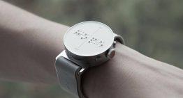 Reloj Braile Dot Watch