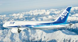 All Nippon Airways aterriza en México