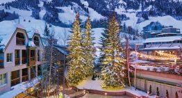 Servicios de lujo en las montañas de Aspen