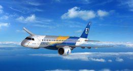 Embraer presenta su E195-E2