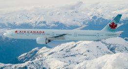 Air Canada la mejor de compras en línea