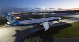 787-10 Dreamliner hace su aparición histórica