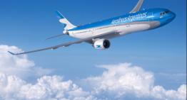 Aerolíneas Argentinas lideres en puntualidad