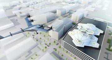 Uber y Embraer preparan «taxis» voladores