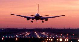 Luces de los aviones