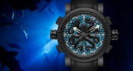 Romain Jerome Deep Blue Octopus