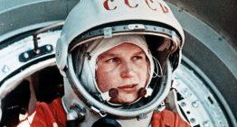 Valentina Tereshkova la mujer que conquistó el espacio