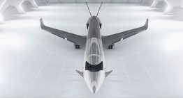 Peugeot lanza su primer jet privado inspirado en el futuro