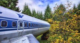 Así es vivir en un Boeing 727