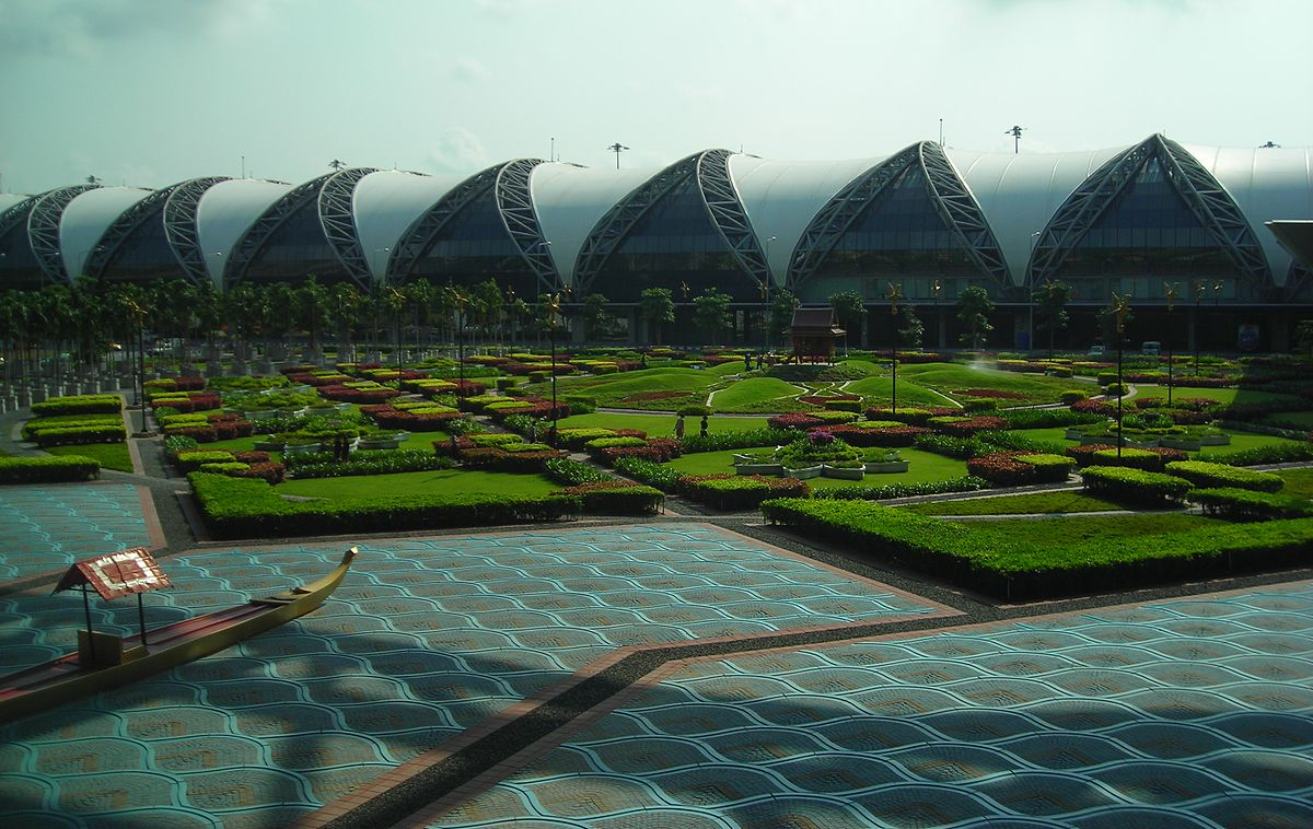 Los 10 Aeropuertos M 225 S Grandes Del Mundo Jet News