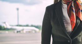 Los uniformes más elegantes de las aerolíneas