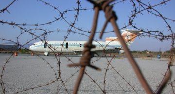 Aeropuerto abandonados