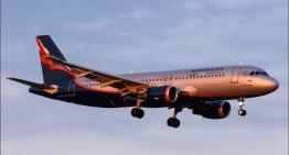 Vuelo de Aeroflot sufre fuerte turbulencia