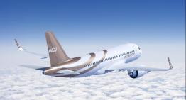 Airbus y Pagani Automobili presentan la nueva cabina del ACJ319neo