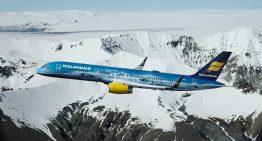 Icelandair celebra su 80 aniversario con un 757 muy especial