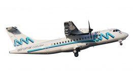 Aeromar celebra 30 aniversario
