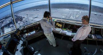 Tipos de controladores aéreos