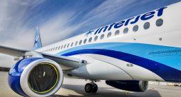 Interjet cumple un año de volar a la ciudad de Lima