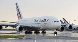 Air France cumple 65 años en México