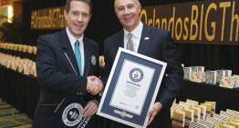 Orlando logra récord Guinness