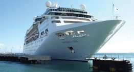 Empress of the Seas en Cuba
