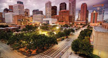 Houston sobre ruedas