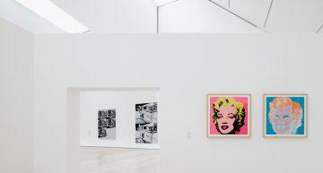 Llega a México la estrella oscura de Andy Warhol
