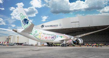 Aeroméxico suspende 24 rutas temporalmente