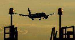 Qué sucede si el avión está a punto de tener un accidente