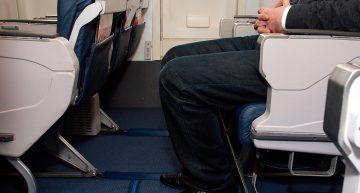 Los vuelos largos no son buenos para la salud