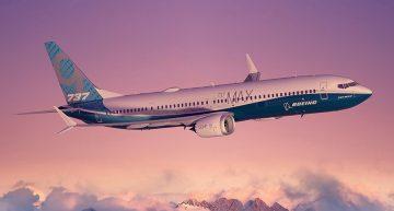 Boeing presente en Le Bourget