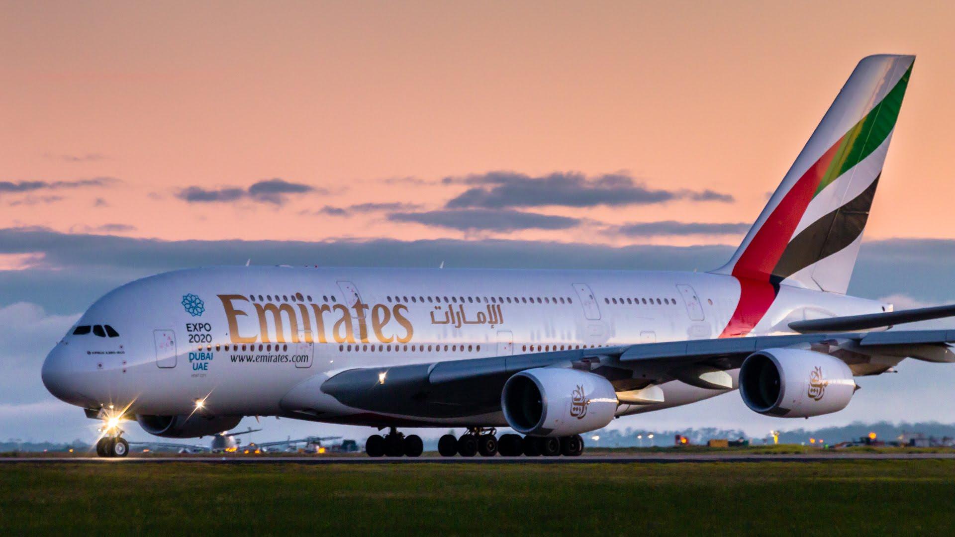Resultado de imagen para aerolineas emirates