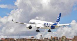 Airbus A350-1000 finaliza pruebas de climas cálidos