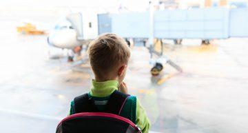 Lo que debes saber si tienes menores que viajarán sin compañía