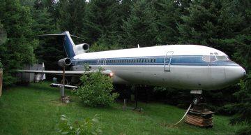 Aviones que fueron transformados después de volar