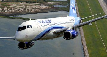 Interjet quiere comprar otros diez SSJ-100