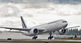 Air France crea un chicle para equilibrar la presión en los oídos de sus pasajeros