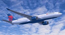 Delta recibe el primer Airbus A350-900