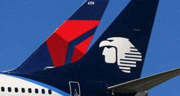 Delta compra más acciones de Aeroméxico