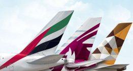 American Airlines romperá relaciones comerciales con Qatar y Etihad Airways
